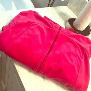 Juicy Couture Pants - Juicy jogging suit in hot pink